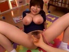 Crazy Japanese mega-slut Yui Serizawa in Exotic POV, Fingering JAV video