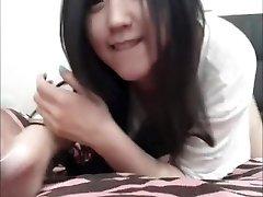 Korean Teen Super-steamy Webcam Chat