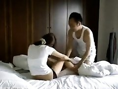 Illegal Taiwan couple making private sextapes