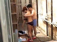 Crazy Japanese whore in Nasty Blowjob/Fera, Wife JAV flick