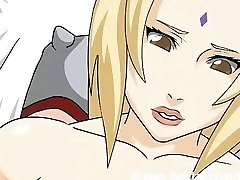 Naruto Hentai - Desire sex with Tsunade