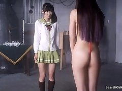 Reiko Hayama and Yuki Mamiya - The Torment Bar
