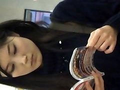 Chinese upskirt video 2