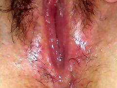 Wet vagina juice solo