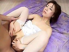 Best Japanese female in Crazy JAV uncensored Co-ed video