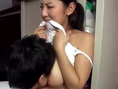 Super-fucking-hot japanese married neighbour teasing me
