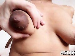 Thai slut luvs a rough rectal fuck and gets it in vulva