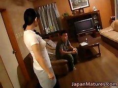 Ultra-kinky japanese mature babes sucking part4