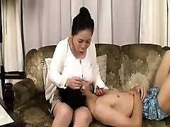 Amateur Hairy Japanese with Big Nipples