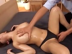 Crazy Japanese slut Mako Oda in Amazing Cunnilingus, Amateur JAV video