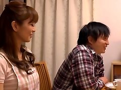 Ryo Hitomi in Precious Im Staying at Your Place Tonight part 2