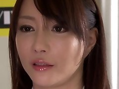 Crazy Chinese model Kotone Kuroki in Incredible yam-sized tits, analingus JAV movie