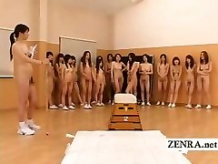 Nudist Japan futanari dickgirls and milf gym teacher