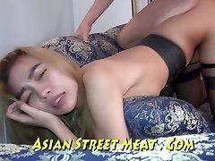 Reality Asian Tv Starlet Buggered