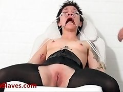 Bizarre asian medical bondage & discipline and oriental Mei Maras extreme doctor fetish
