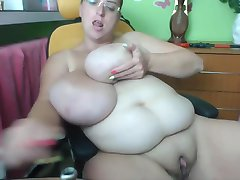 Huge Tits, Huge Clit