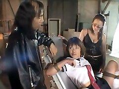 Super-naughty Japanese model in Fabulous BDSM, Toys JAV video