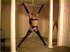 nude suspension