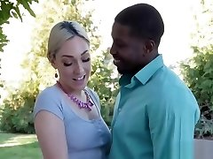 Sexy Teens Get Wrecked Hard And Rough By A Black Monster