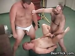Gay unshaved bear cum and fucking hardcore part5