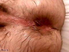 Barebacking Hairy Stud with Creampie