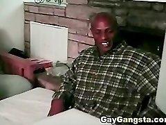 Nastiest And Horniest Black Gay Men