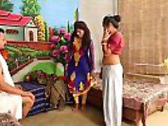 Indian Hot Video # Jism Ka Bhooka Dhongi Baba # ????? ?? ???? ????? ???? # Hot Short Movie Clip