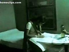 Indian Teacher Smashing his Student