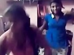 chennai youthful college damsels secret dance with tamil audio (first on net)