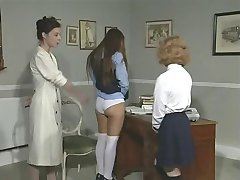 Lesbian headmistress and her fun PT 2