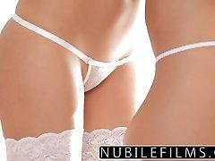NubileFilms - Best homies lesbian seduction