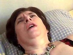plumper granny fuck with lesbian