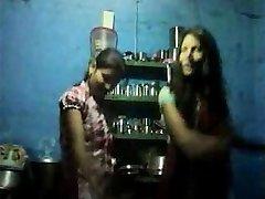 Indian bar dancer