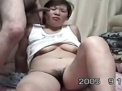 Homemade Mature Asian Cpl Love to Fuck (Uncensored)