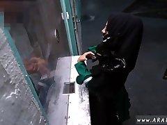 Horúce arabských mama Zúfalo Arabská Žena Šuká Pre