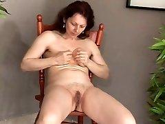 Masturbácia Zrelé Strieka-daddi