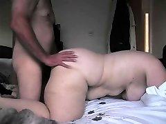 bbw alison shagging my meaty cock