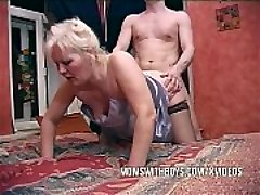 Man Finds Mom Masterbating!