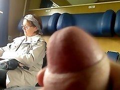 Train Beefstick showcase to Mature - with Cum