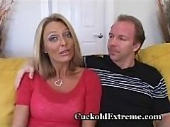 Seductive Milf Feasts On Young Cock