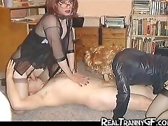 Tranny Girlfriends and Teen Crossdressers!