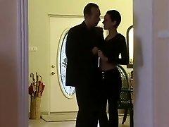 Best homemade Close-up, Stockings lovemaking video