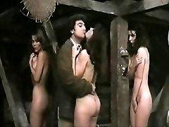 CMNF Antique Spanish Scene