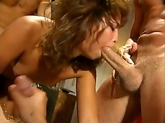Lana Sands Gang-bang
