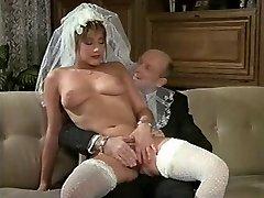 Super-fucking-hot Bride German Retro Film