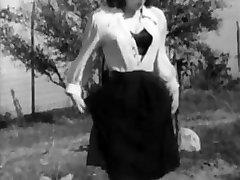 Something Weird Vintage Panties And Stockings