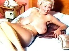 Georgia Holden- 50's Nudie Hotty