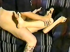 Blondie brunettes fucked Ridiculous in Old School video