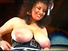 Vintage fitting boulder-holders beach an big tits