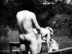 Vintage Erotični Film 8 - Mousquetaire au Restavracija 1910